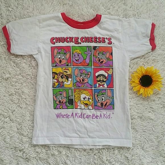 a1d49cdc chuck E. Cheese's Shirts & Tops | Chuck E Cheeses Shirt | Poshmark